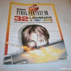 Videojuegos y Consolas: GUIA ESPECIAL FINAL FANTASY VIII (SUPER JUEGOS) PLAYSTATION PSX. Lote 199764175