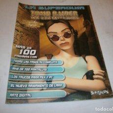 Videojuegos y Consolas: SUPERGUIA TOMB RAIDER THE LAST REVELATION PLASYTATION PSX. Lote 199765230