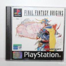 Videojuegos y Consolas: JUEGO PLAYSTATION 1 - FINAL FANTASY ORIGINS . Lote 199792335