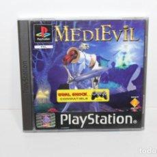 Videojuegos y Consolas: JUEGO PLAYSTATION 1 - MEDIEVIL . Lote 199793170
