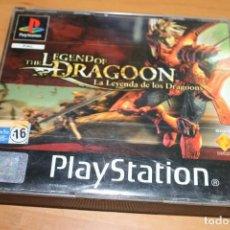 Videojogos e Consolas: LEGEND OF DAGOON PS1 ESPAÑOL. Lote 201168548