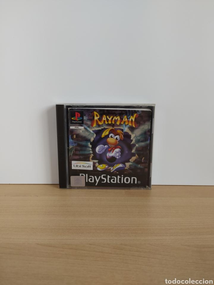 PLAYSTATION PSX RAYMAN PRIMERA EDICION (NO PLATINUM) (Juguetes - Videojuegos y Consolas - Sony - PS1)