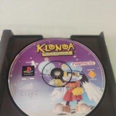 Videojogos e Consolas: KLONOA PAL EN PERFECTO ESTADO. Lote 203342880