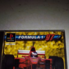 Videojuegos y Consolas: JUEGO PS1, FORMALA 1 DE 97, DESCATALOGADO. Lote 203623705