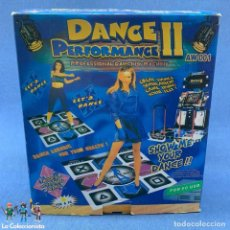 Videojuegos y Consolas: ALFOMBRA DE BAILE DANCE II PERFORMANCE. Lote 203768236