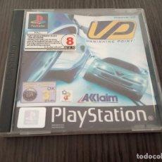 Videojogos e Consolas: VANISHING POINT - PS1 - PSX - UK - (INGLÉS). Lote 204489277