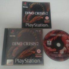Videojogos e Consolas: DINO CRISIS 2 PARA PS1 PS2 Y PS3 ENTRE Y MIRE MIS OTROS JUEGOS!. Lote 204622806