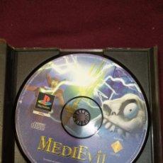 Videojuegos y Consolas: JUEGO PS1 MEDIEVIL, SOLO EL JUEGO Y CAJA EN MAL ESTADO.. Lote 204646232