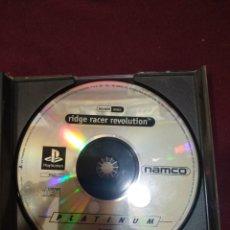 Videojuegos y Consolas: JUEGO PS1 RIDGE RACER REVOLUTION.. Lote 204647788