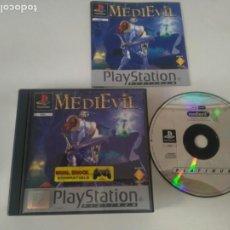 Videojogos e Consolas: MEDIEVIL PARA PS1 PS2 Y PS3 ENTRE Y MIRE MIS OTROS JUEGOS!. Lote 204759675