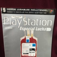 Videojuegos y Consolas: PLANET STATION, ESPECIAL LUCHA. LOS MEJORES JUEGOS DE LUCHA.. Lote 205437276