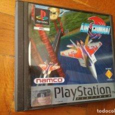 Videojuegos y Consolas: JUEGO AIR COMBAT . NAMCO . PLAYSTATION 1 PSONE. Lote 205452571