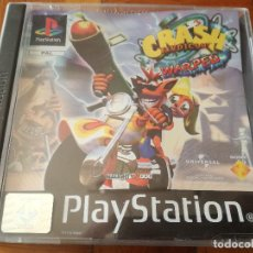 Videojuegos y Consolas: JUEGO CRASH BANDICOOT 3 WARPED PSX- PS1 PLAYSTATION 1. Lote 205458443