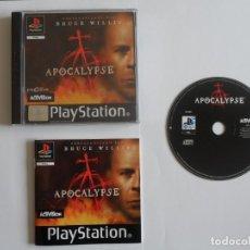 Videojogos e Consolas: JUEGO PSX APOCALYPSE. Lote 205652181