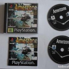 Videojuegos y Consolas: JUEGO PSX AMERZONE. Lote 205653205