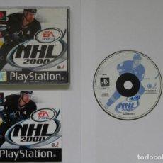 Videojuegos y Consolas: JUEGO PSX NHL 2000. Lote 205655561