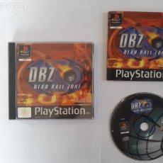 Videojuegos y Consolas: JUEGO PSX DEAD BALL ZONE. Lote 205696083