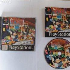 Videojuegos y Consolas: JUEGO PSX EL TETRIS UN MAGICO DESAFIO. Lote 205716233