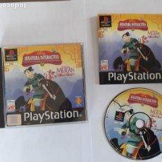 Videojuegos y Consolas: JUEGO PSX MULAN. Lote 205717701