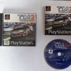 Videojuegos y Consolas: JUEGO PSX TOCA 2 TOURING CARS. Lote 205718297
