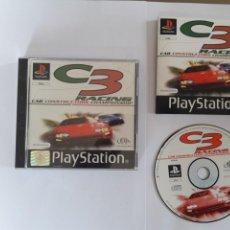 Videojuegos y Consolas: JUEGO PSX C3 RACING. Lote 205718596
