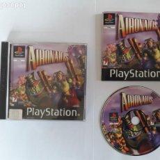 Videojuegos y Consolas: JUEGO PSX AIRONAUTS. Lote 205718711