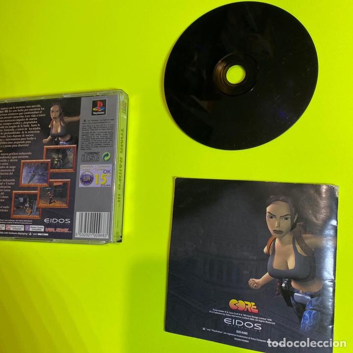 Videojuegos y Consolas: Tomb Raider 3 adventures of Lara Croft - Foto 2 - 206405602
