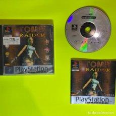 Videojuegos y Consolas: TOMB RAIDER. Lote 206405721