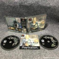 Videojuegos y Consolas: PARASITE EVE II SONY PLAYSTATION PS1. Lote 206498272