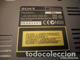 Videojuegos y Consolas: playstation 1 sony con todos los cables y conexiones,enchufe ingles con adaptador - Foto 10 - 206512005