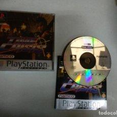Videojuegos y Consolas: TIME CRISIS - PSX PLAYSTATION 1 - PS1 PSONE - PAL ESP. Lote 206531898