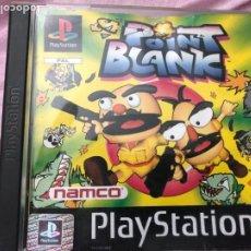 Videojuegos y Consolas: VIDEOJUEGO POINT BLANK PS1. Lote 206992647