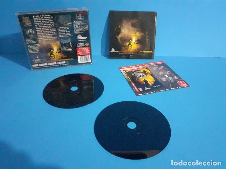 Videojuegos y Consolas: Alone in the Dark PS1 versión francesa completo, 2 discos e instrucciones. - Foto 2 - 207450977