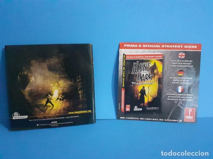 Videojuegos y Consolas: Alone in the Dark PS1 versión francesa completo, 2 discos e instrucciones. - Foto 5 - 207450977
