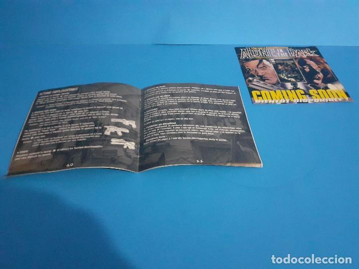 Videojuegos y Consolas: Alone in the Dark PS1 versión francesa completo, 2 discos e instrucciones. - Foto 6 - 207450977