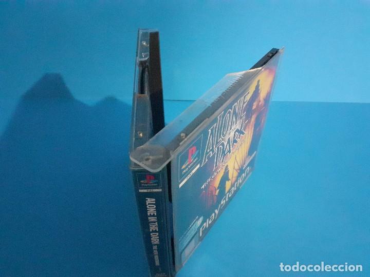 Videojuegos y Consolas: Alone in the Dark PS1 versión francesa completo, 2 discos e instrucciones. - Foto 8 - 207450977