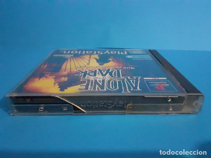 Videojuegos y Consolas: Alone in the Dark PS1 versión francesa completo, 2 discos e instrucciones. - Foto 9 - 207450977