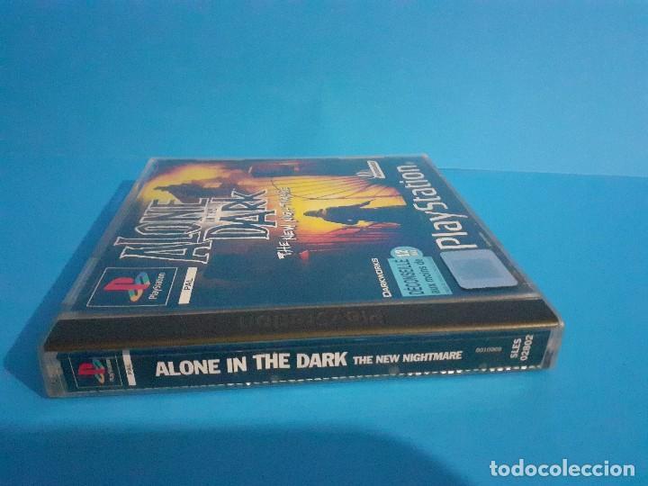 Videojuegos y Consolas: Alone in the Dark PS1 versión francesa completo, 2 discos e instrucciones. - Foto 11 - 207450977