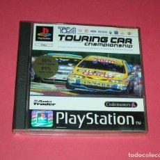 Videojuegos y Consolas: TOCA TOURING CAR CHAMPIONSHIP PAL ESPAÑA PLAYSTATION 1 PSX PLAY , MUY BUEN ESTADO. Lote 208657877
