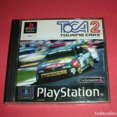 Videojuegos y Consolas: TOCA 2 TOURING CARS PAL ESPAÑA PLAYSTATION 1 PSX PLAY , MUY BUEN ESTADO .. Lote 208659433