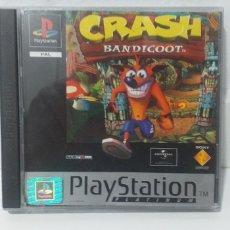 Videojogos e Consolas: JUEGOS PLAYSTATION 1 CRASH BANDICOOT. Lote 208759718