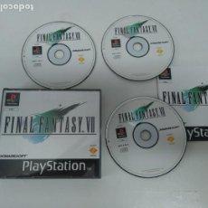 Videojogos e Consolas: FINAL FANTASY VII PARA PS1 PS2 Y PS3 ENTRA Y MIRA MIS OTROS JUEGOS!!. Lote 209113637