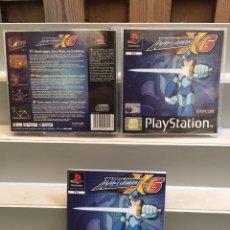 Videojogos e Consolas: MEGAMAN X6 PSX PAL ESPAÑA. Lote 209723600