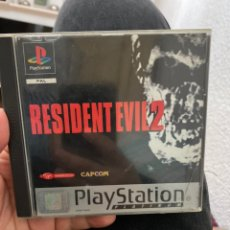 Videojogos e Consolas: RESIDENT EVIL 2 JUEGO PARA PLAYSTATION PS1 PLAY STATION 1 PAL ESPAÑA VERSIÓN ESPAÑOLA. Lote 209728435