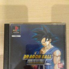 Videojuegos y Consolas: JUEGO DE PLAYSTATION. DRAGÓN BALL FINAL BOUT.. Lote 209872235