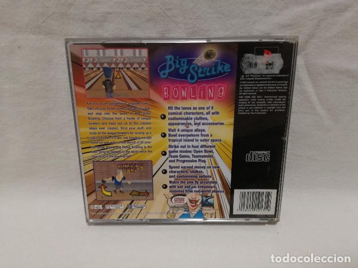 Videojuegos y Consolas: JUEGO PS1 / PSX / PLAY STATION 1 - BIG STRIKE BOWLING (IDIOMA INGLES) - Foto 3 - 210105055