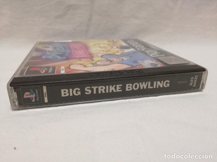 Videojuegos y Consolas: JUEGO PS1 / PSX / PLAY STATION 1 - BIG STRIKE BOWLING (IDIOMA INGLES) - Foto 4 - 210105055