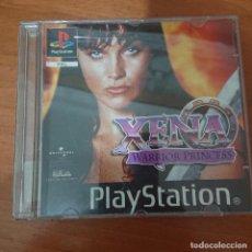 Videojuegos y Consolas: XENIA WARRIOR PRINCESS PS1 SOLO DISCO. Lote 210133978