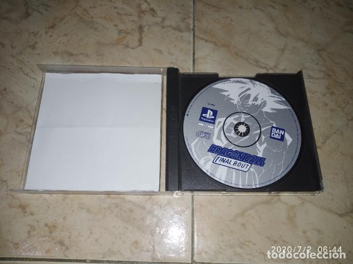 Videojuegos y Consolas: Juego Dragón ball Final bout playstation 1 ps1 - Foto 7 - 210177165