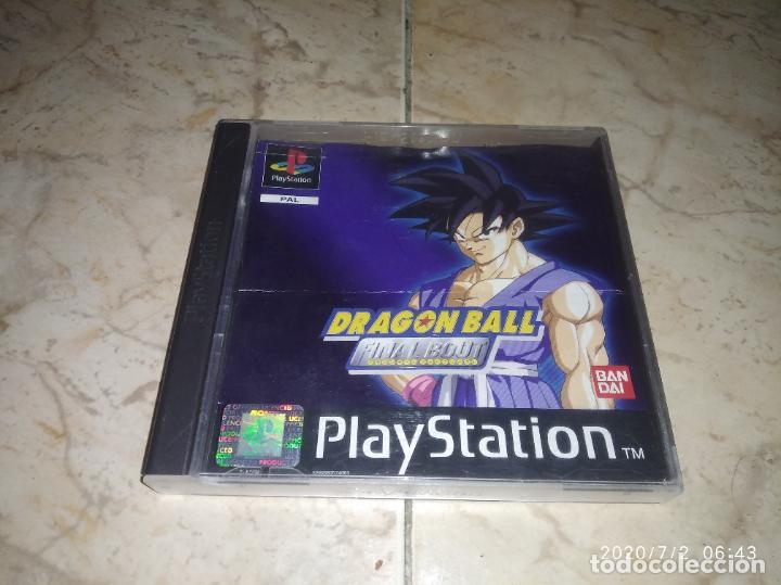 JUEGO DRAGÓN BALL FINAL BOUT PLAYSTATION 1 PS1 (Juguetes - Videojuegos y Consolas - Sony - PS1)